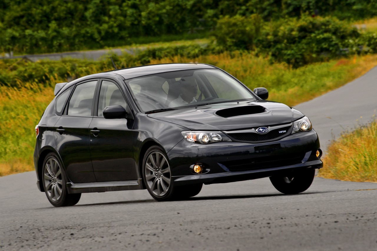 2009 subaru impreza wrx technology discussion subaru north america has today confirmed details from the earlier leaked memo that the 2009 impreza wrx will receive a hefty power boost plus a re tuned vanachro Gallery