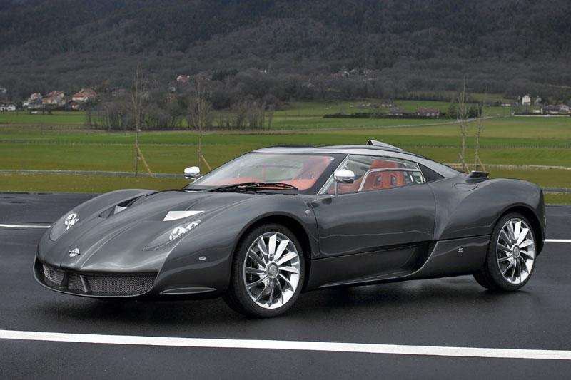 Spyker Zagato Technology Discussion